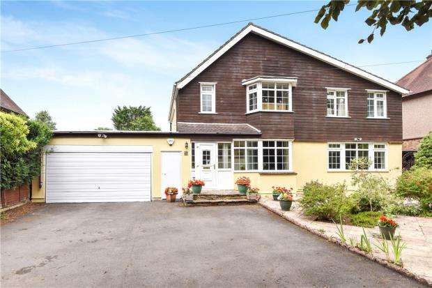 3 Bedrooms Detached House for sale in Bath Road, Taplow, Maidenhead