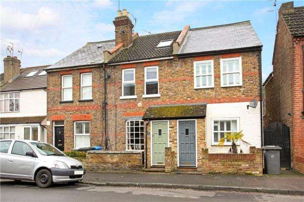 3 Bedrooms Terraced House for sale in Bourne Avenue, Windsor, Berkshire
