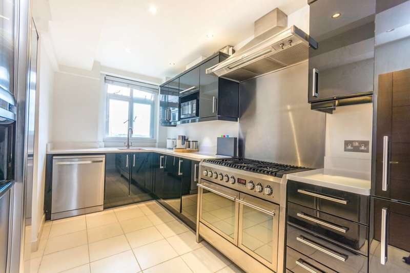 2 Bedrooms Flat for sale in Gloucester Place, Baker Street, NW1
