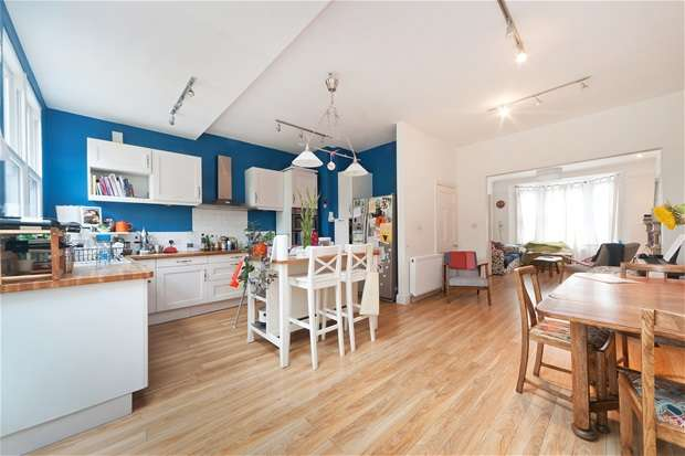3 Bedrooms Terraced House for sale in Herne Hill Road, Herne Hill