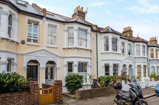 5 Bedrooms Terraced House for sale in Whitehall Park Road, Chiswick