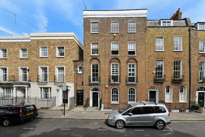 2 Bedrooms Flat for sale in Canonbury Square, N1