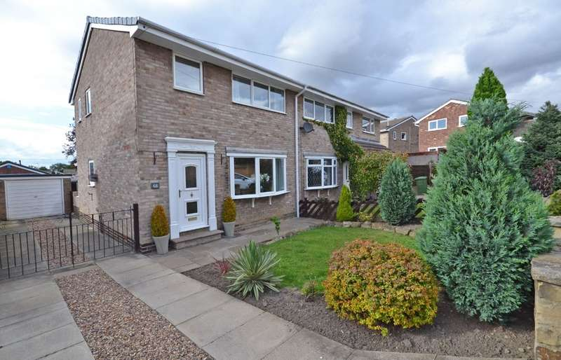 3 Bedrooms Semi Detached House for sale in Springhill Avenue, Crofton