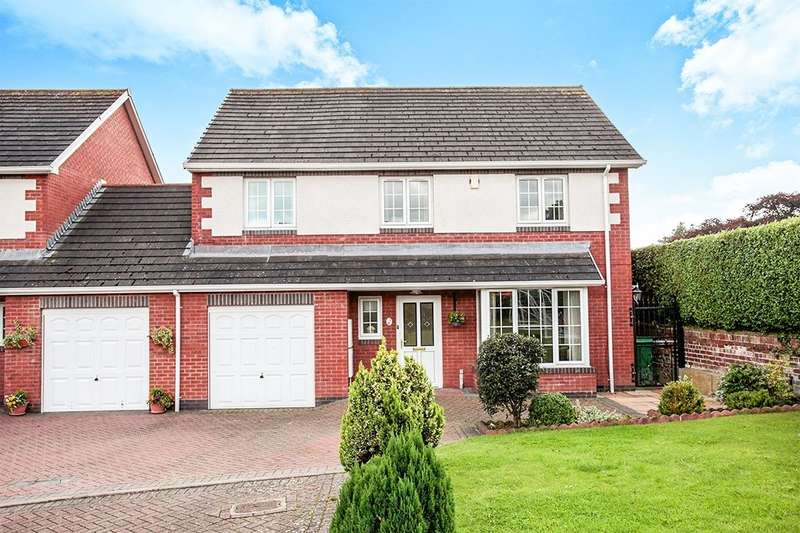 4 Bedrooms Detached House for sale in Harraby Gardens, Carlisle, CA1