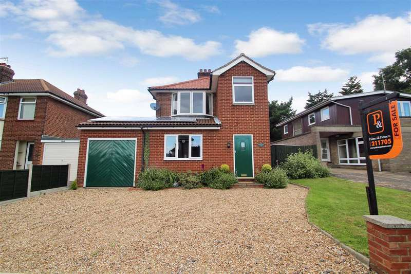 3 Bedrooms Detached House for sale in Seafield, Estuary Crescent, Shotley Gate