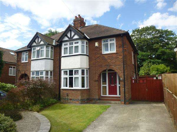 3 Bedrooms Semi Detached House for sale in Beech Grove, Acomb, York