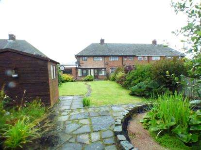 3 Bedrooms Semi Detached House for sale in Back Lane, Thornton, Liverpool, Merseyside, L29