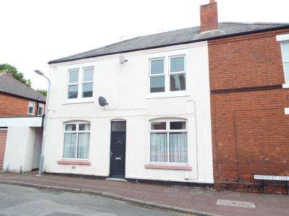 1 Bedroom Flat for sale in Harcourt Street, Beeston, Nottingham