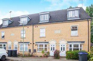 3 Bedrooms Terraced House for sale in Scott Avenue, Canterbury, Kent