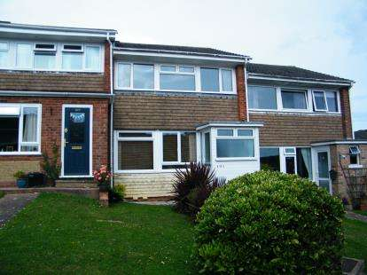 2 Bedrooms Terraced House for sale in Exmouth, Devon
