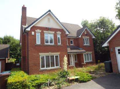 6 Bedrooms Detached House for sale in Heythrop Close, Whitefield, Manchester, Greater Manchester