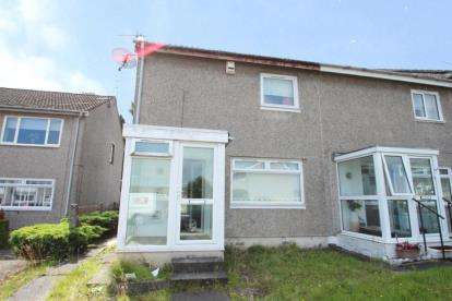 2 Bedrooms End Of Terrace House for sale in Hillview Road, Elderslie