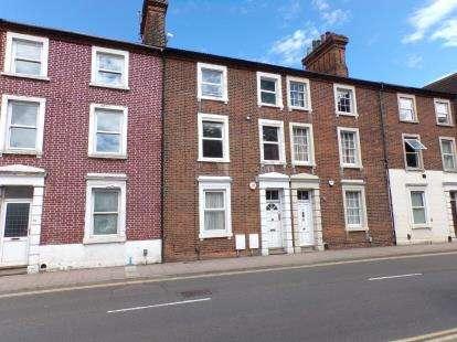 2 Bedrooms Flat for sale in Ashburnham Road, Bedford, Bedfordshire