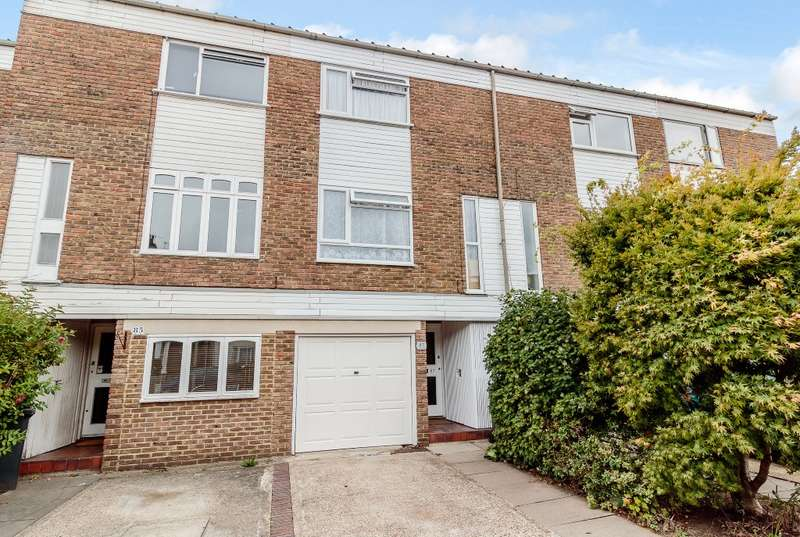 2 Bedrooms Town House for sale in Kingston Upon Thames