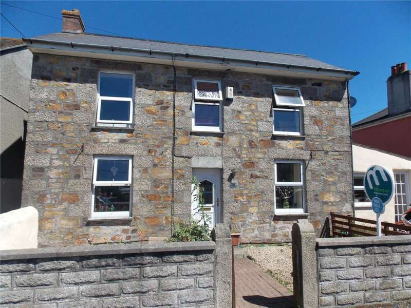 2 Bedrooms Semi Detached House for sale in Chili Road, Illogan Highway, Redruth