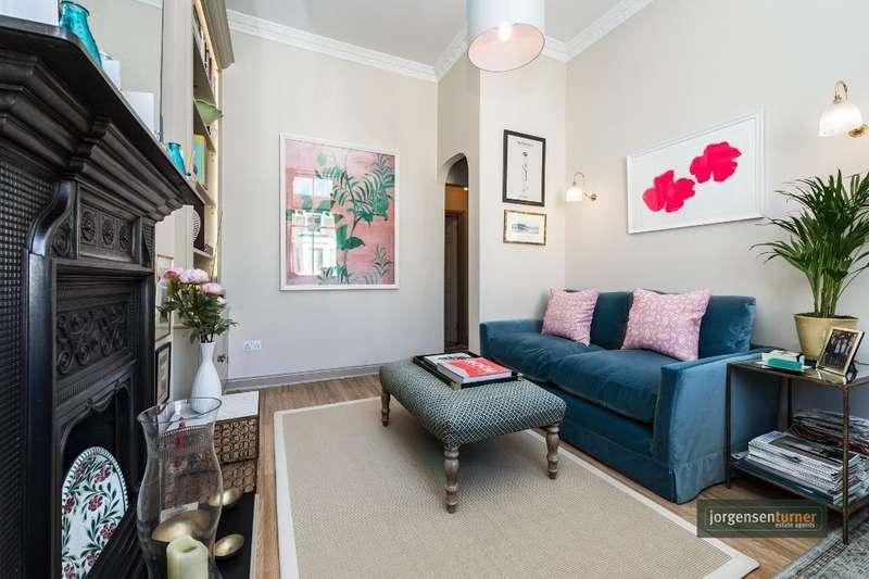 1 Bedroom Flat for sale in St Julians Road, London, NW6 7LA