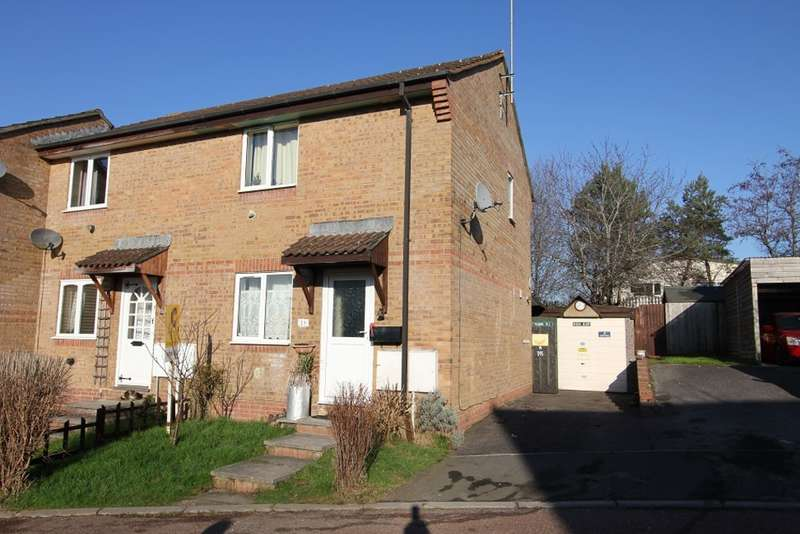2 Bedrooms End Of Terrace House for sale in Clifford Drive, Heathfield