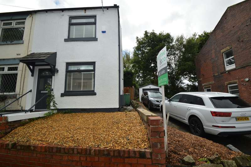 2 Bedrooms Cottage House for sale in Hollins Lane, Hollins, Bury, BL9
