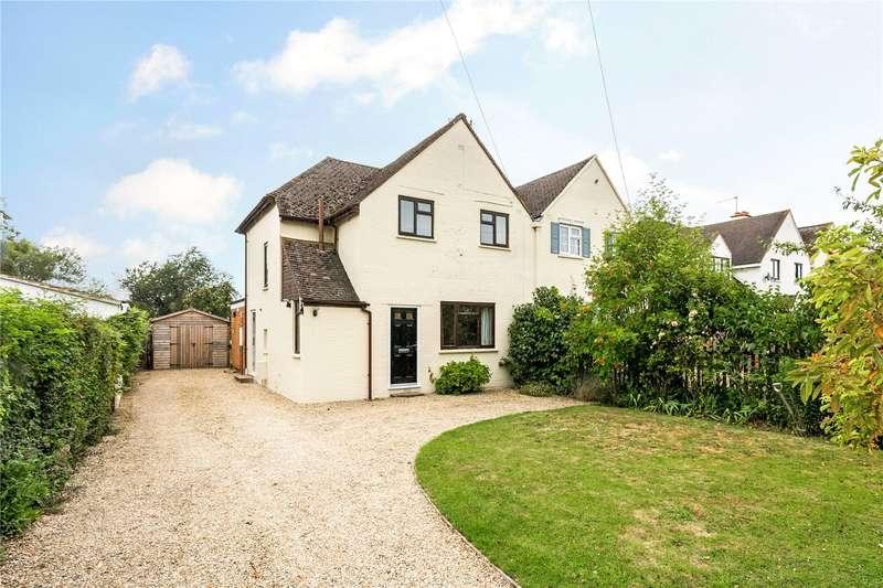 3 Bedrooms Semi Detached House for sale in Smallbrook Road, Broadway, Worcestershire, WR12