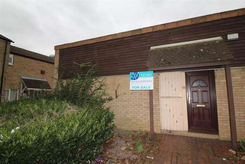 2 Bedrooms Semi Detached Bungalow for sale in Bringhurst, Orton Goldhay, Peterborough