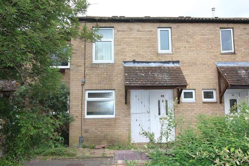 3 Bedrooms Terraced House for sale in Clayton, Orton Goldhay, Peterborough