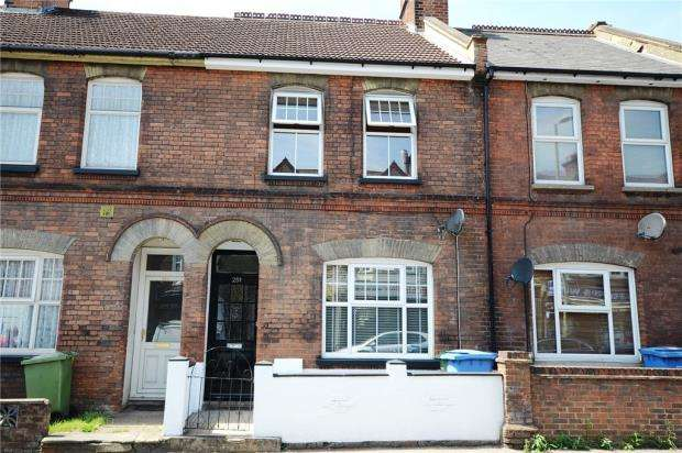 3 Bedrooms Terraced House for sale in High Street, Aldershot, Hampshire