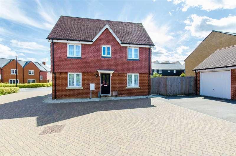 3 Bedrooms Semi Detached House for sale in Primrose Avenue, Eden Village, Sittingbourne