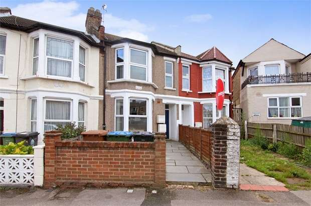 2 Bedrooms Flat for sale in Melville Road, Walthamstow, London