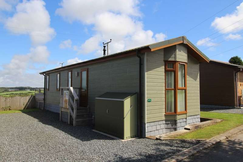 1 Bedroom Bungalow for sale in Beacon View Globe Vale Holiday Park, Radnor, Redruth, TR16