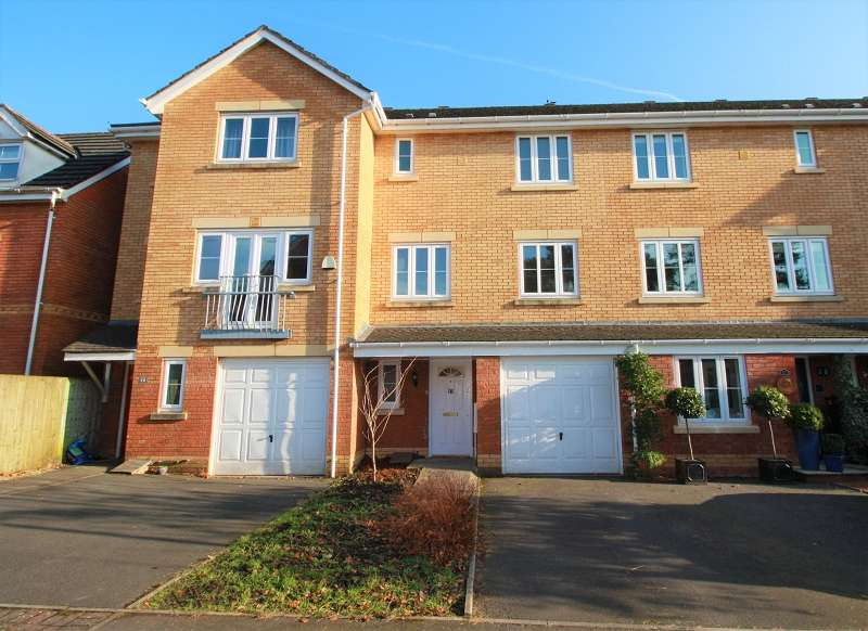 3 Bedrooms Town House for sale in Reardon Smith Court, Llandaff, Cardiff, Caerdydd. CF5 3JD