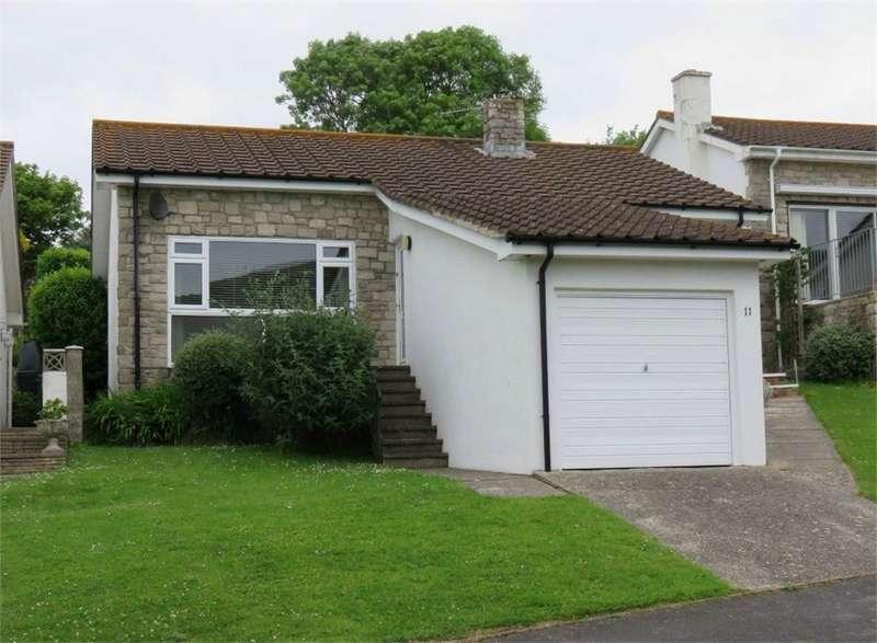 3 Bedrooms Detached Bungalow for sale in Shepherds Way, West Lulworth, Wareham, Dorset