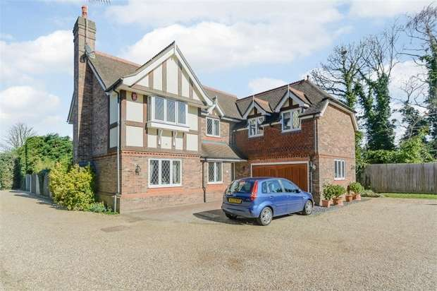 5 Bedrooms Detached House for sale in Laurel Close, Watford, Hertfordshire