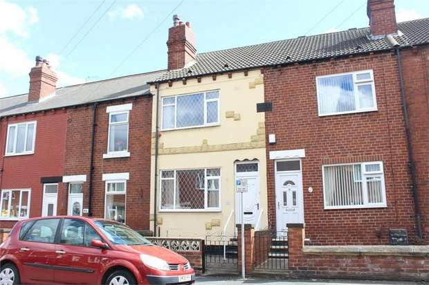 2 Bedrooms Terraced House for sale in King Street, Normanton, West Yorkshire