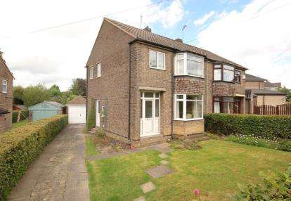 3 Bedrooms Semi Detached House for sale in Wollaton Road, Sheffield, South Yorkshire
