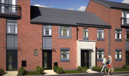 3 Bedrooms Town House for sale in Johnsons Wharf, Leek Road, Stoke-On-Trent, Staffordshire