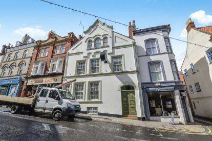 6 Bedrooms Terraced House for sale in Flowergate, Whitby, North Yorkshire