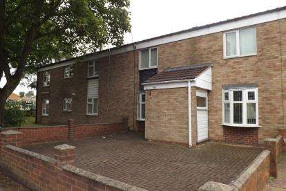 3 Bedrooms Terraced House for sale in Piccadilly Close, Chelmsley Wood, Birmingham, West Midlands