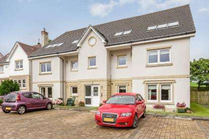 2 Bedrooms Flat for sale in Whiteside Gardens, Monkton