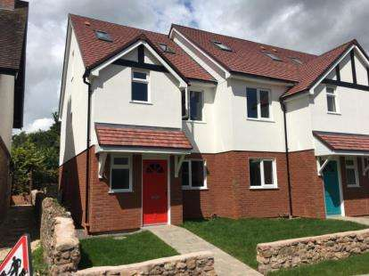 3 Bedrooms End Of Terrace House for sale in Wellington, Somerset