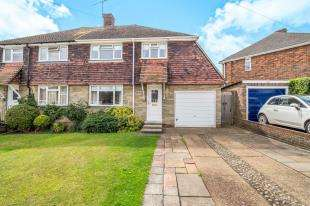 3 Bedrooms Semi Detached House for sale in Gainsborough Close, Rainham, Gillingham, Kent