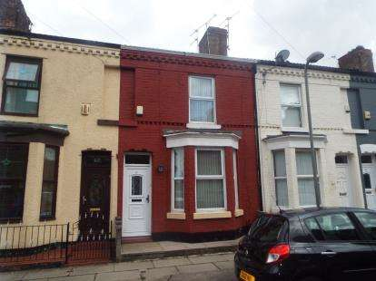 3 Bedrooms Terraced House for sale in Rockhouse Street, Liverpool, Merseyside, England, L6