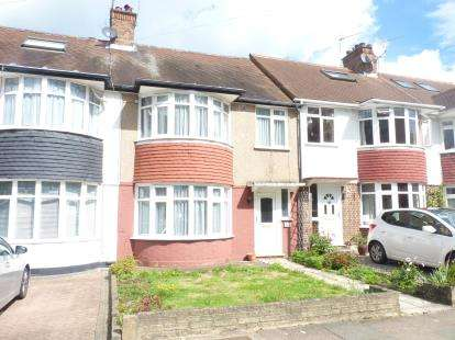 3 Bedrooms Terraced House for sale in Whitton Drive, Greenford