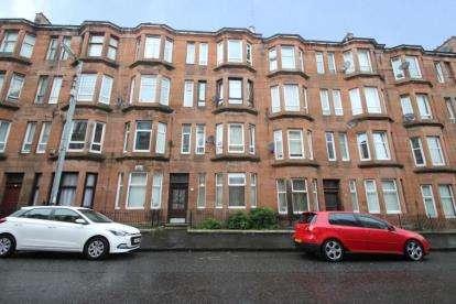 1 Bedroom Flat for sale in Aberdour Street, Glasgow, Lanarkshire