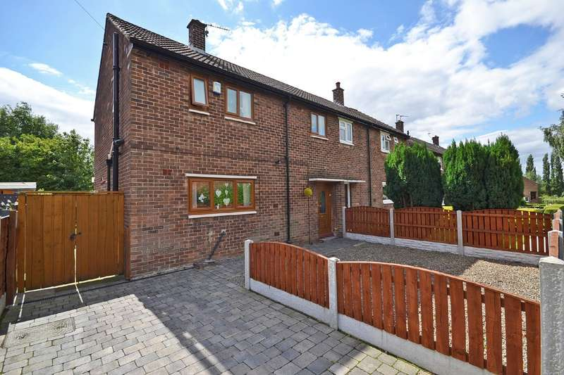 3 Bedrooms Semi Detached House for sale in Pannal Avenue, Wakefield