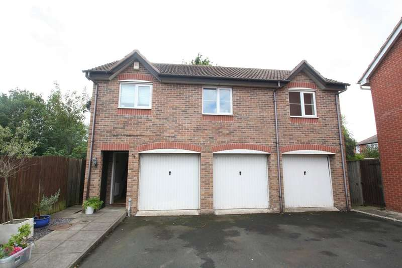1 Bedroom Flat for sale in Morgan Close, Cradley Heath