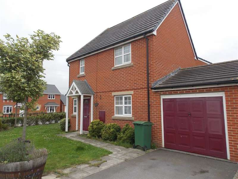 3 Bedrooms Semi Detached House for sale in Pacific Drive, Thornaby, Stockton-on-Tees, TS17 8GS