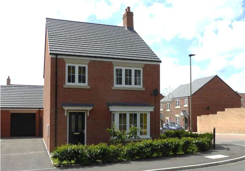 4 Bedrooms Detached House for sale in Bramble Way, Scalby, Scarborough, YO13 0BU