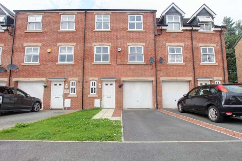 4 Bedrooms Property for sale in Bishops Park Road, Gateshead, NE8