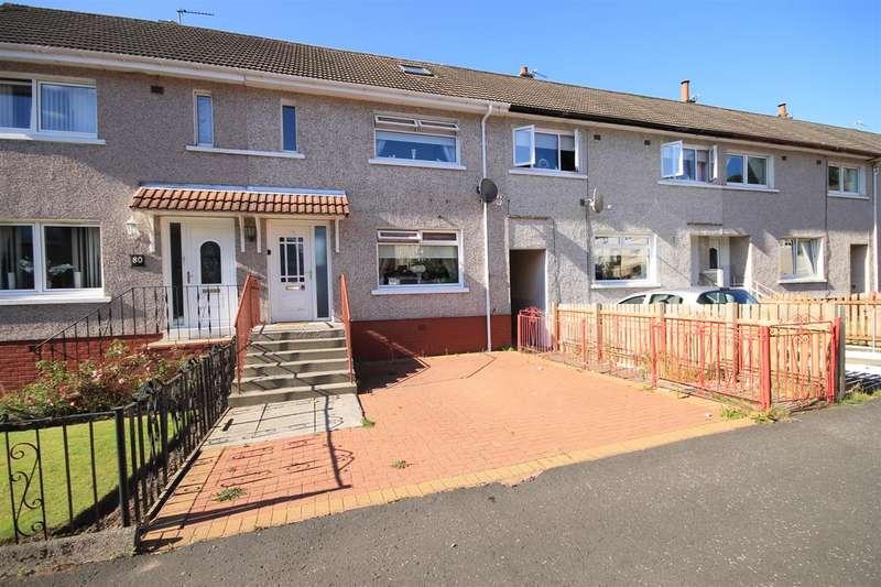 2 Bedrooms Terraced House for sale in Culzean Avenue, Coatbridge