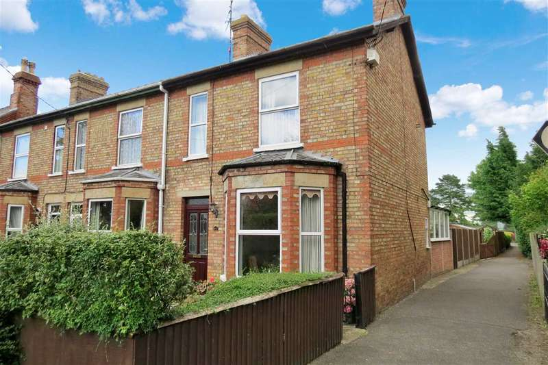 2 Bedrooms End Of Terrace House for sale in Station Road, Ruskington